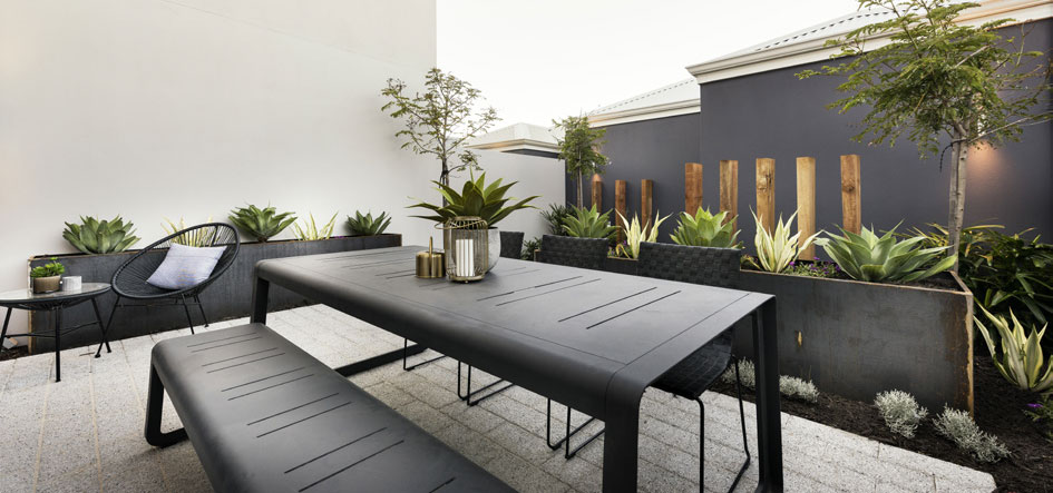 Terrace House & Land Outdoor