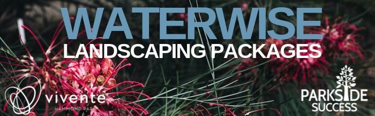 Waterwise Landscape Packages