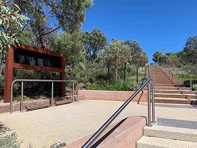 Vivente Hammond Park Climb