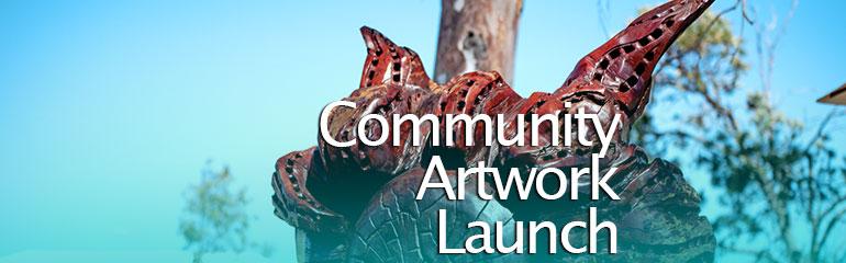 Community Artwork Launch