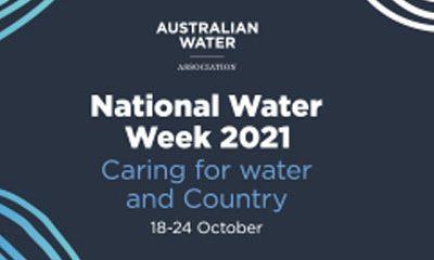 National Water Week 2021