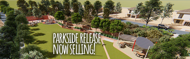 Parkside Release Now Selling!
