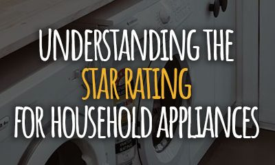 Understanding the Star Rating for Household Appliances