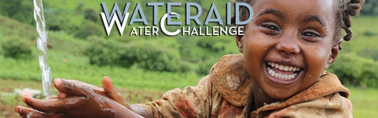 WaterAid Water Challenge